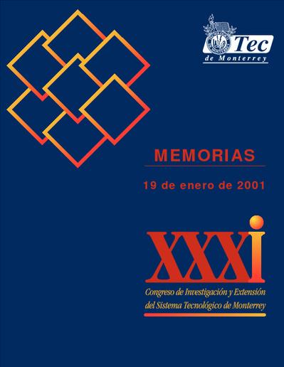 XXXI Congreso de Investigación y Extensión, Tecnológico de Monterrey