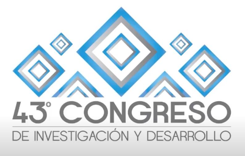 XLIII Congreso de Investigación y Desarrollo, Tecnológico de Monterrey.