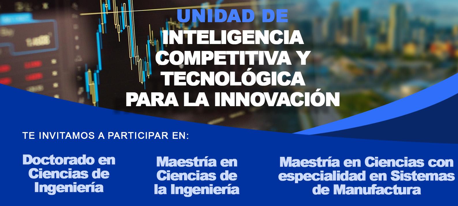 Inteligencia Competitiva y Tecnológica
