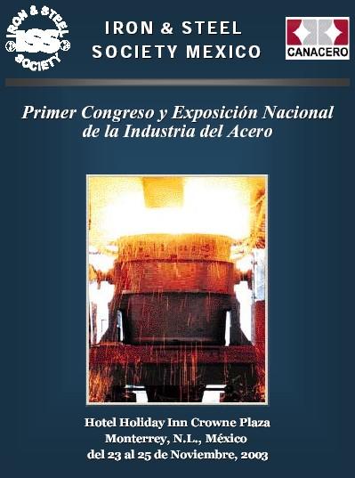 Primer Congreso y Exposición Nacional de la Industria del Acero
