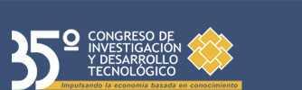 XXXV Congreso de Investigación y Desarrollo Tecnológico, Tecnológico de Monterrey