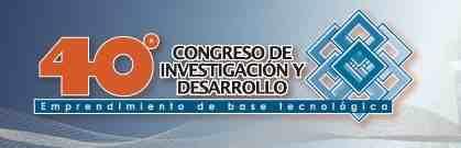 XL Congreso de Investigación y Desarrollo, Tecnológico de Monterrey.