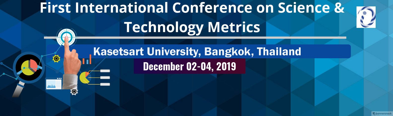 First International Conference on Science & Technology Metrics